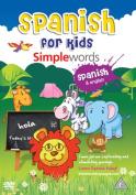 Spanish for Kids Simple Words [Region 2]