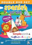 Spanish for Kids DVD Set [Region 2]