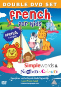 French for Kids DVD Set [Region 2]