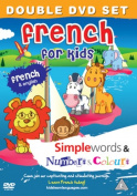 French for Kids DVD Set [Region 2]