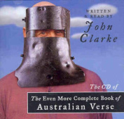 The Even More Complete Book of Australian Verse [Audio]