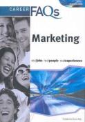 Career FAQs Marketing