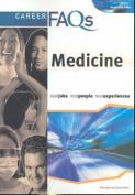 Career FAQs Medicine