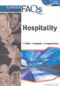 Career FAQs Hospitality