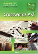 Crosswords A - Z - Skills for Living - High Interest Photocopiable [Board book]