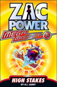 Zac Power Mega Mission - High Stakes