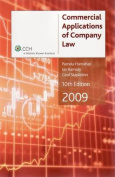 Commercial Applications of Company Law 2009
