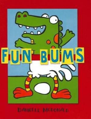 Fun Bums [Board book]