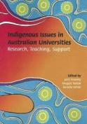 Indigenous Issues in Australian Universities