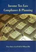 Income Tax Law Compliance & Planning, Guidance Notes & Question Book