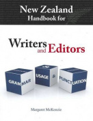 New Zealand Handbook for Writers and Editors