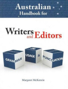 Australian Handbook for Writers and Editors