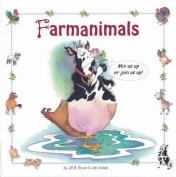 Farmanimals [Board book]
