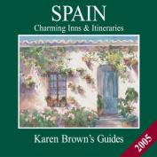 Karen Brown's Spain