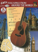 Easy Guitar Tab Folk Songs from Around the World
