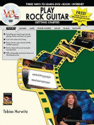 Play Rock Guitar -- Getting Started