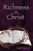 Richness in Christ