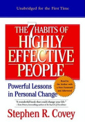 The 7 Habits of Highly Effective People (15th Anniversary Edition) [Audio]
