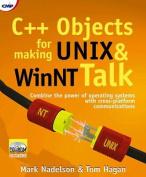 C++ Objects for Making UNIX and WinNT Talk