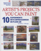 10 Experiments with Impressionism in Oils