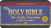 Alexander Scourby Bible-KJV [Audio]