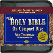 Alexander Scourby New Testament-KJV [Audio]