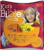 Kid's New Testament-CEV [Audio]