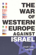 The War of Western Europe Against Israel