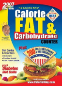 Calorie, Fat & Carbohydrate Counter