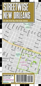 Streetwise New Orleans Map - Laminated City Street Map of New Orleans, Louisiana