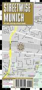 Streetwise Munich Map - Laminated City Street Map of Munich, Germany