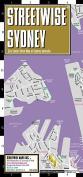 Streetwise Sydney Map - Laminated City Center Street Map of Sydney, Australia