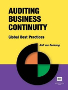Auditing Business Continuity