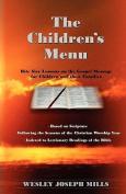 The Children's Menu