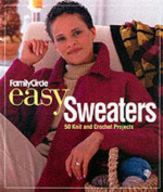 """""""Family Circle"""" Easy Sweaters"""