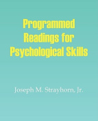 Programmed Readings on Psychological Skills