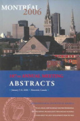 AIA 107th Annual Meeting Abstracts