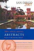 AIA 108th Annual Meeting Abstracts