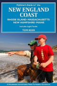 Anglers Book Supply Co 1-932098-75-5 Fly Fishers Guide To New England Coast - Rhode Island Massachusetts New Hampshire And Maine