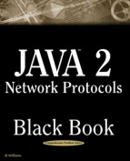 Java 2 Network Protocols Black Book [With CDROM]