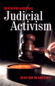 Restraining Judicial Activism
