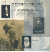 What is True Progress?: v. 14 [Audio]