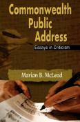 Commonwealth Public Address