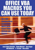 Office VBA Macros You Can Use Today