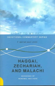 Haggai, Zechariah, and Malachi