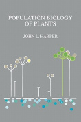 Population Biology of Plants