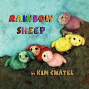 Rainbow Sheep [Large Print]