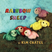 Rainbow Sheep [Large Print]