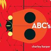 Charley Harper ABC's Skinny Version [Board book]
