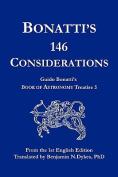 Bonatti's 146 Considerations